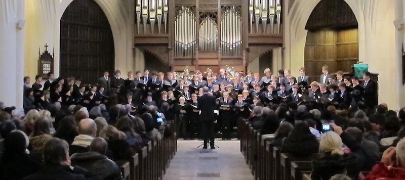 Bishop Wordsworth Choir