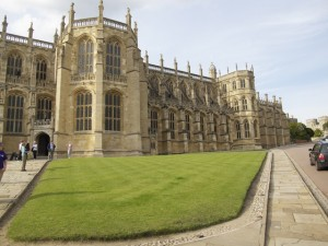 St George's Chapel, Windsor Castle